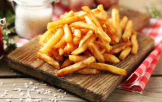 Fresh Cut French Fries