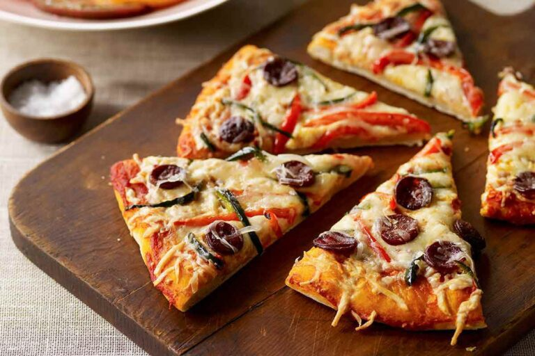 Reheated Pizza